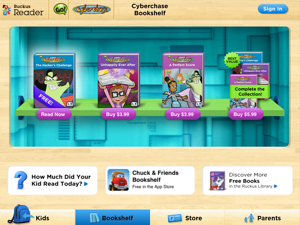 Engage Children with Math and Problem-Solving with Cyberchase ...
