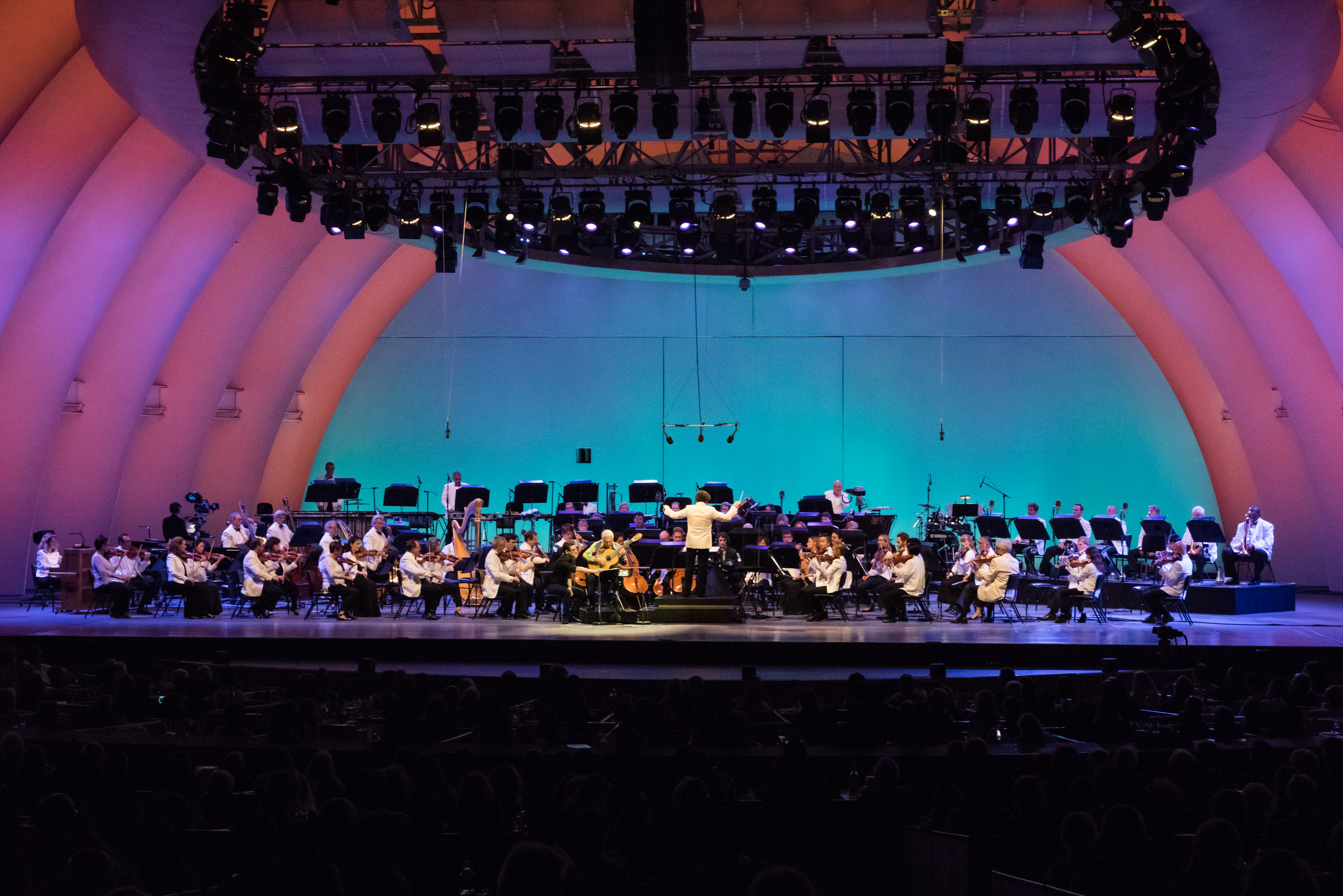 Great Performances: Dudamel Conducts Tangos Under the Stars with the ...