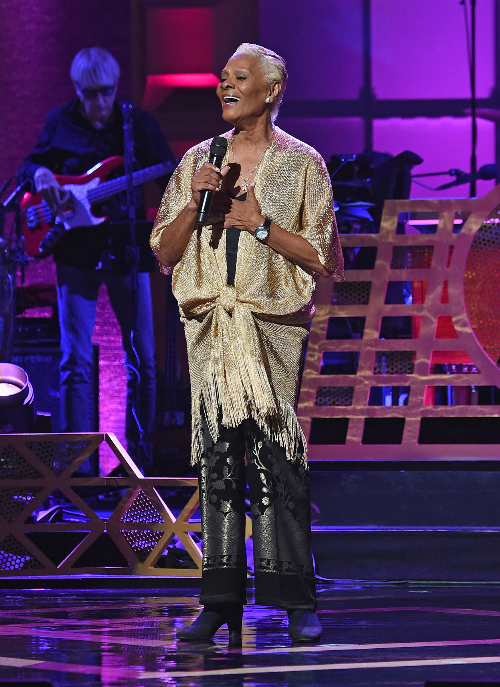 Great Performances: GRAMMY Salute To Music Legends 2017™ | Press