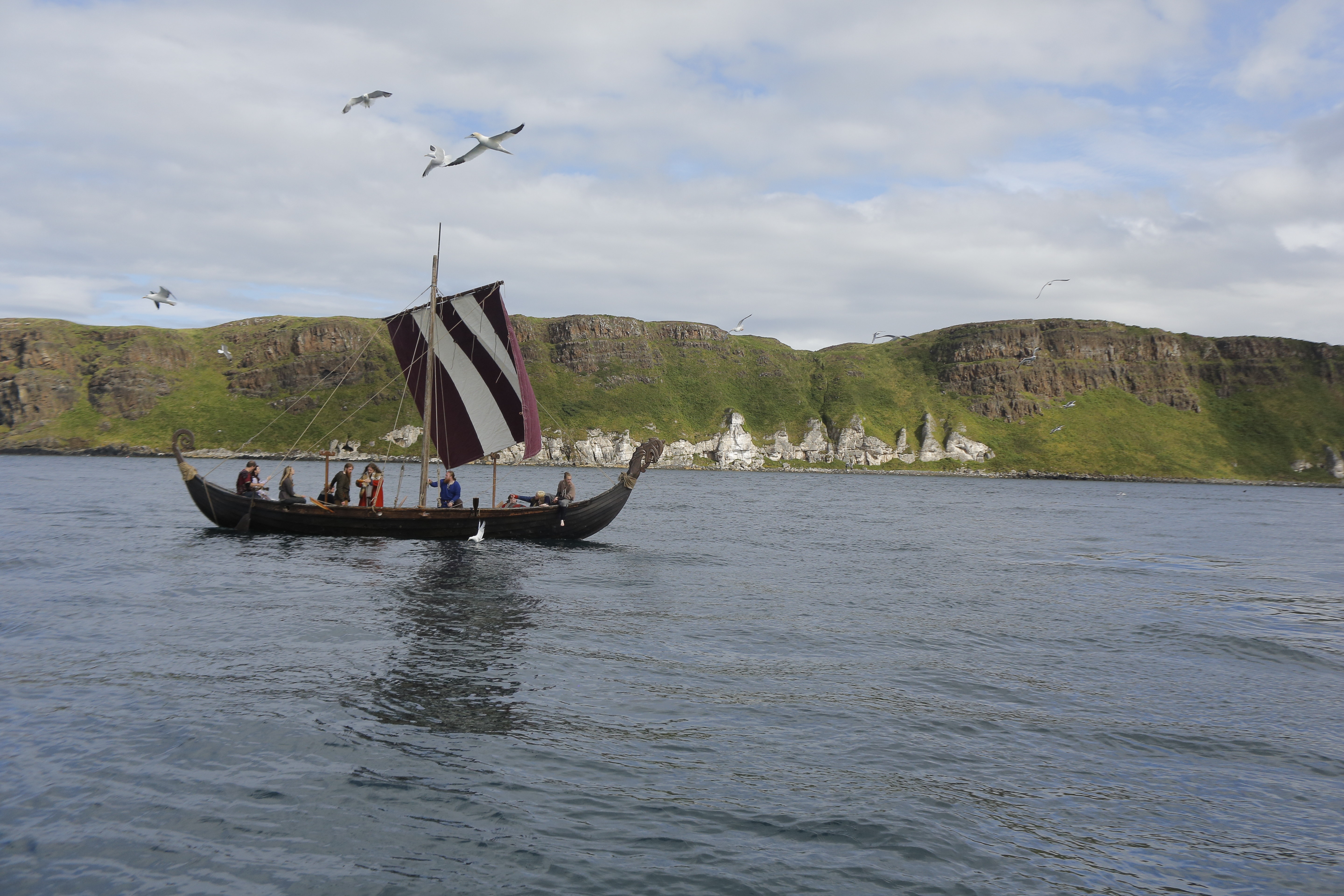 Nature: Wild Way of the Vikings | Press Release | Pressroom