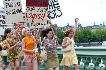 On Made In Dagenham And Doubting Your Own Sobriety