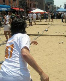 Ever Played Petanque?