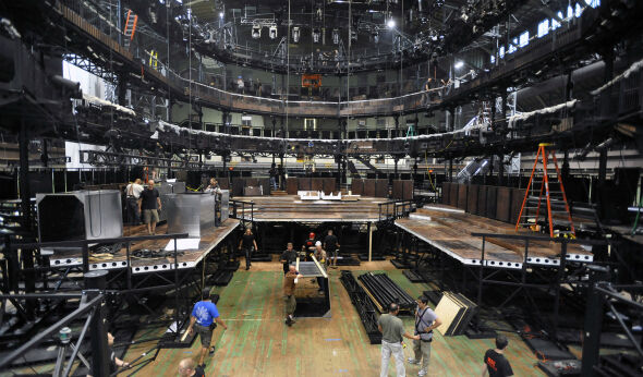 Have Stage, Will Travel: Royal Shakespeare Company in New York