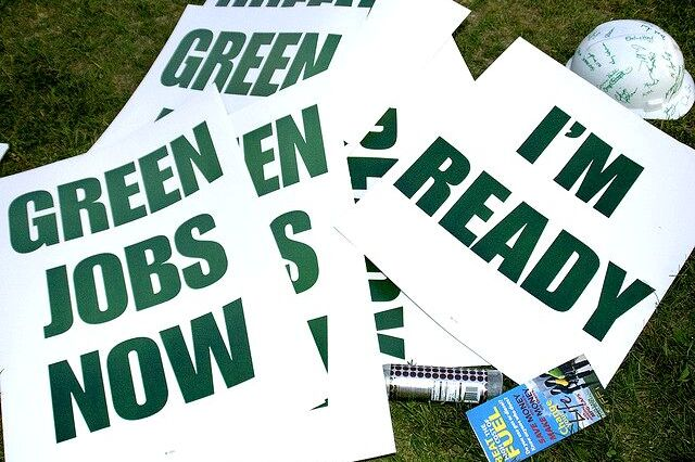Green Jobs in New York: Why Are We Waiting?