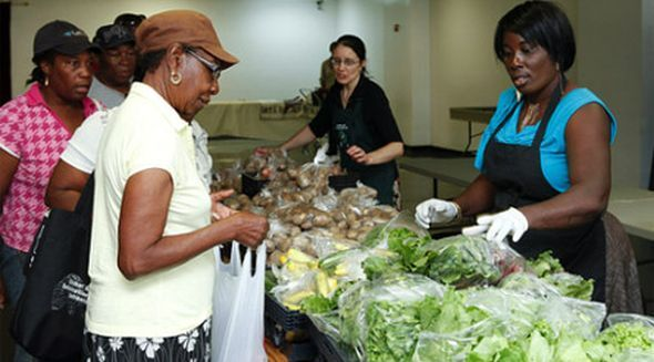 In Tough Times, Food Stamps Leave Many Hungry