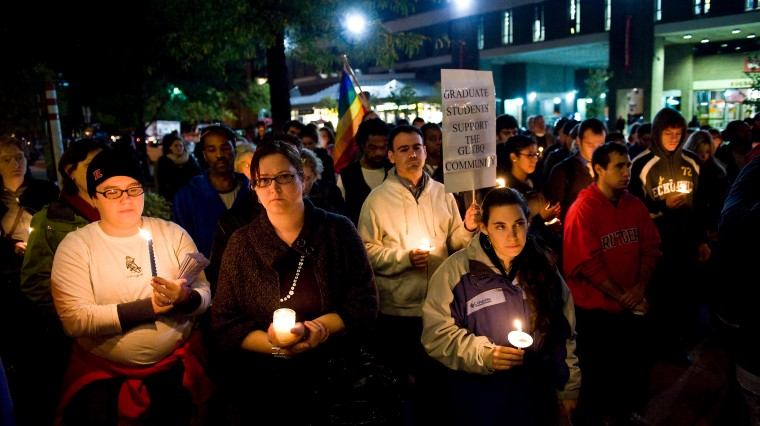 A Year After Tyler Clementi's Suicide, Is It Getting Better?