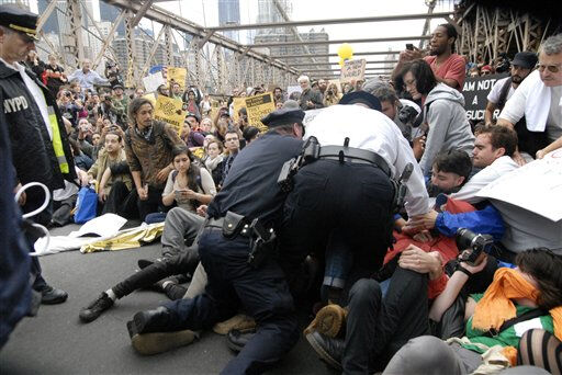 Occupy Wall Street Protesters Get Their Day in Court
