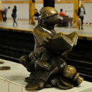 Tom Otterness and 25 Years of Subway Art