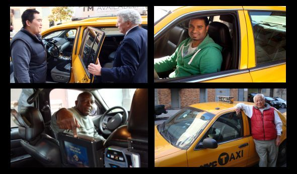 The Driver's Side: Top 10 NYC Cabbie Complaints About Passengers