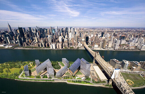 Cornell Wins Tech Campus Competition