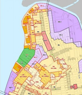 Eye Sores and Eye Candy: The Impact of Zoning on NYC on