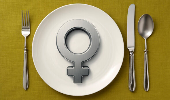 Food Fight of the Sexes in NYC Restaurants
