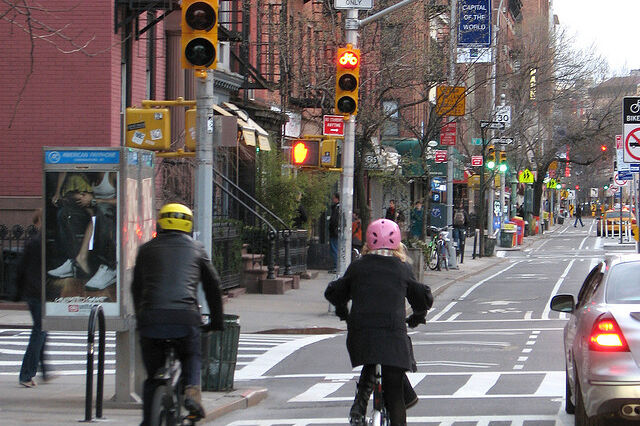 Transportation Bill Puts Funding for NYC Cycling and Pedestrian Projects at Risk
