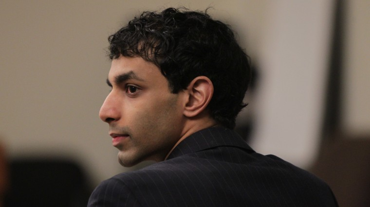 Ravi Found Guilty on 15 Counts in Rutgers Webcam Trial