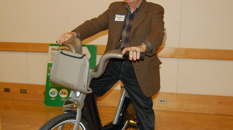 Communities Respond Positively to DOT's Bike Share Roll-out
