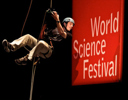 'Icarus at the Edge of Time' Opens the 2012 World Science Festival