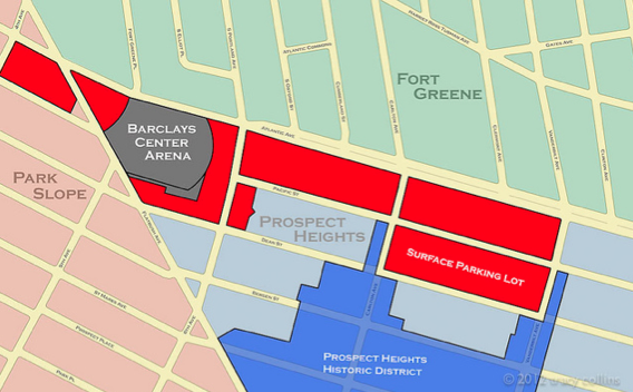 Fears of a Tight Fit for Brooklyn's Arena