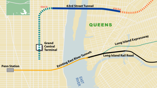 East Side Access Project: Delays Now, Shorter Commutes Later