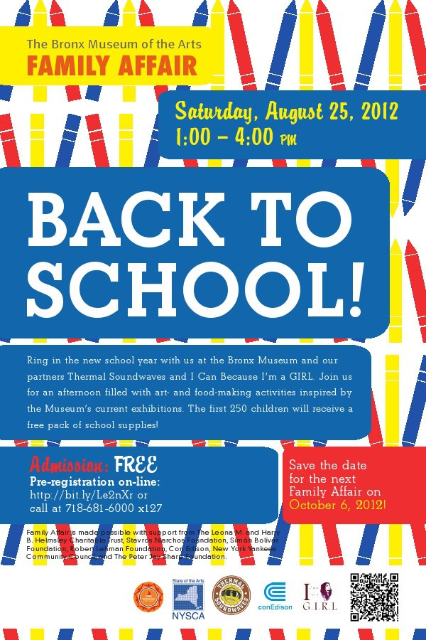 Back to School  Where to Give and Get Free Supplies