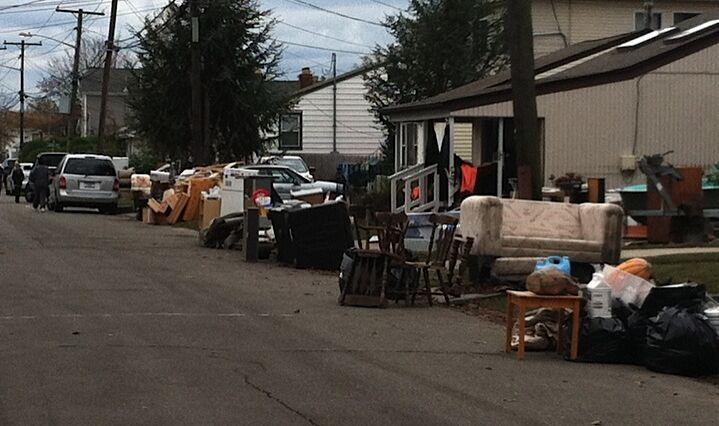 South Shore Communities Still Reeling From Sandy