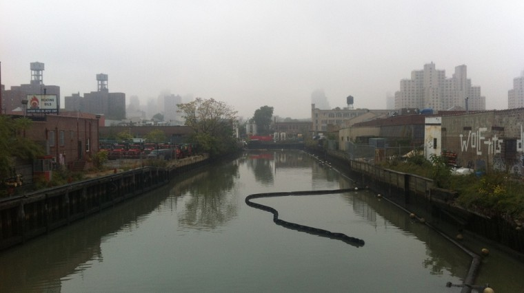 Gowanus Floodwaters Nontoxic, Feds Say