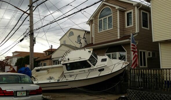 Piecing History Together After Sandy