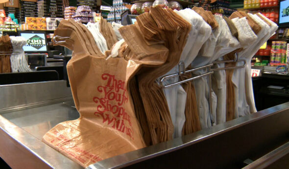 New Jersey Moves to Charge for Plastic Bags