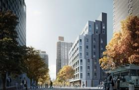 adAPT NYC Innovative Housing Model Exterior