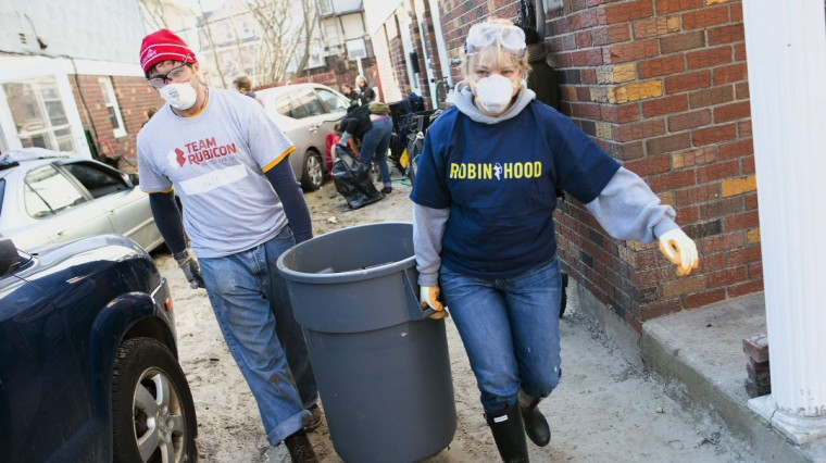 Robin Hood Foundation Delivers on Promise to Sandy Victims