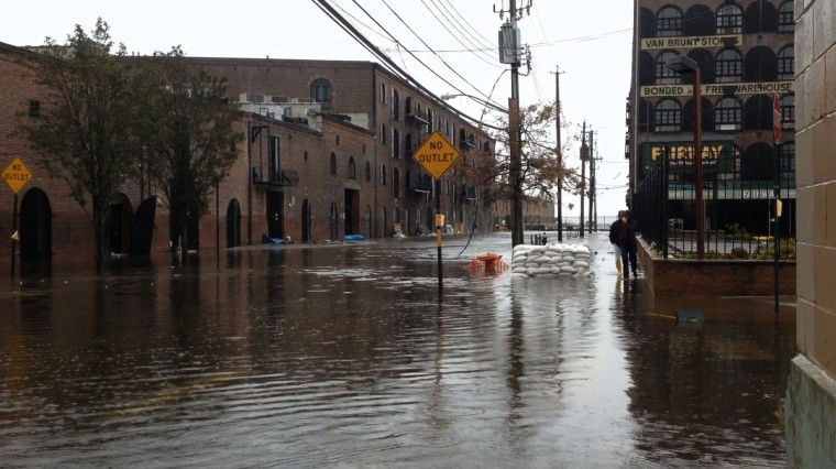 Rockefeller Foundation President Wants de Blasio to Make Resilience a Priority