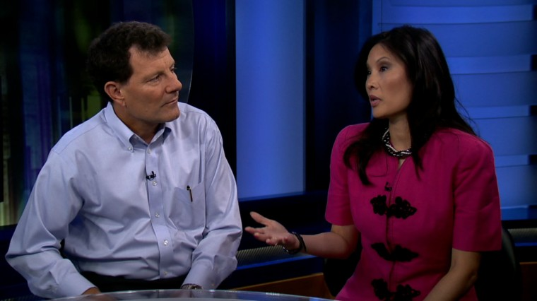 Web Extra: Interview with Nicholas Kristof and Sheryl WuDunn, the Journalists Behind 'Half the Sky'
