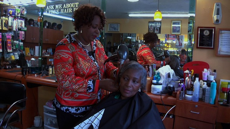 Arthur Ashe Institute and Hair Salons Spread the Word on Health Risks and Prevention