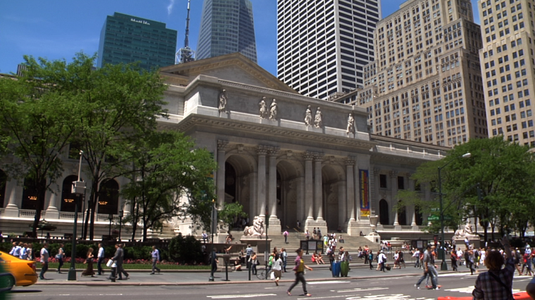 President of the New York Public Library Discusses Past, Present and Future