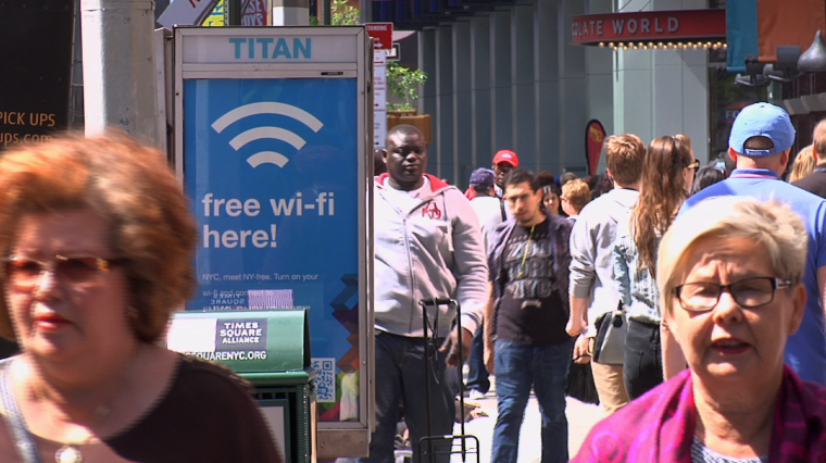 New York City's Plan to Bridge the Digital Divide with WiFi