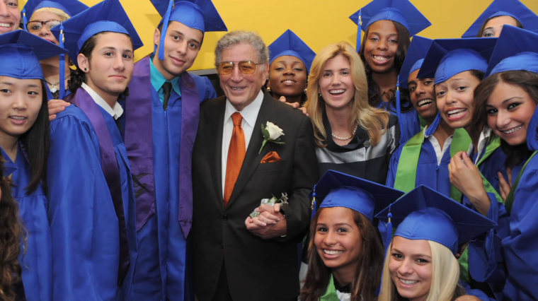 American Graduate Day: Tony Bennett on Using the Arts to Keep Students in School