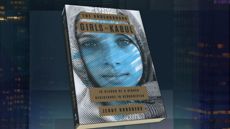 """The Underground Girls of Kabul"" with Author Jenny Nordberg"