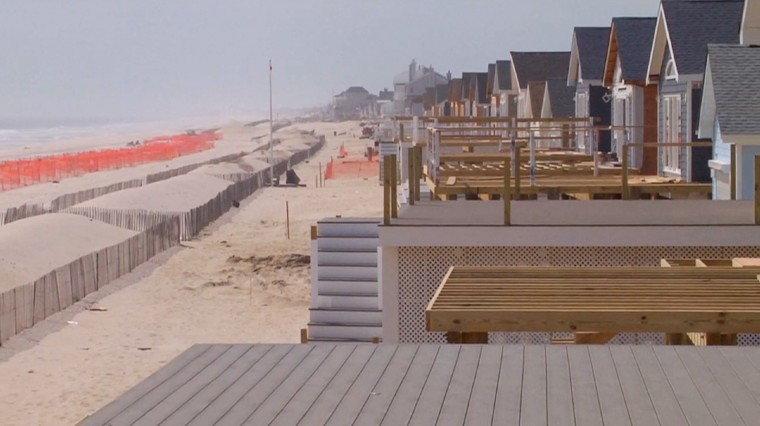 Toms River Mayor Optimistic That Dune Building Project Will Proceed