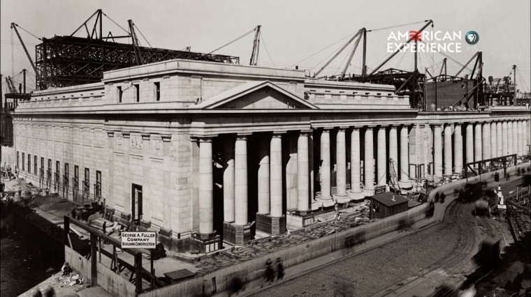 "PBS Documentary Examines ""The Rise and Fall of Penn Station"""