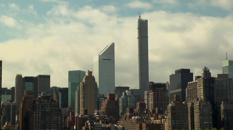 The Rise of the Mile-High Building With New York Magazine's Architecture Critic Justin Davidson