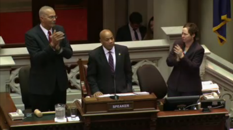 New York State Assembly Elects Bronx's Carl Heastie as Speaker