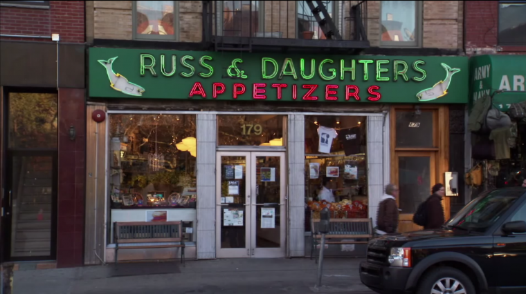 """New Documentary """"The Sturgeon Queens"""" Chronicles 100 Years of Russ and Daughters"""