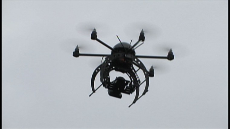 Drone Testing in Central New York