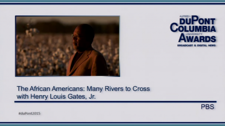 "Listening In: ""The African Americans: Many Rivers to Cross"" Wins a duPont Award"