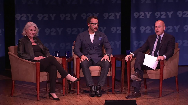 Listening In: Jeremy Piven and Rebecca Eaton Discuss Mr. Selfridge at the 92nd Street Y