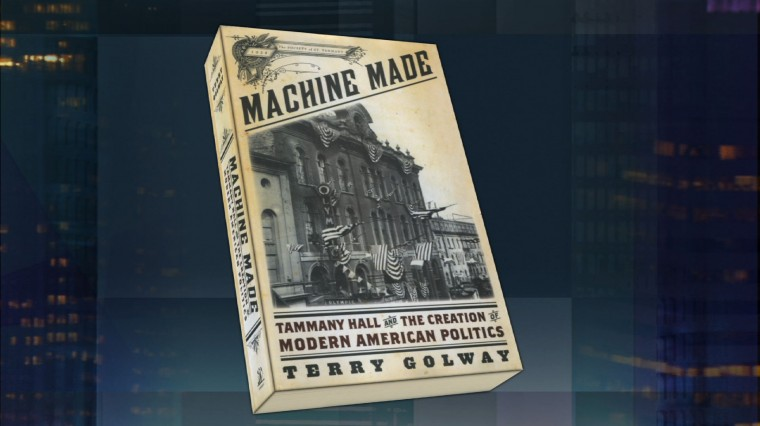 Historian Terry Golway Explores the Other Side of Tammany Hall