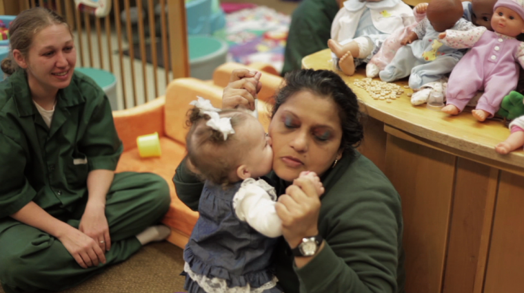 Pregnant and Incarcerated: New York City's Prison Nurseries