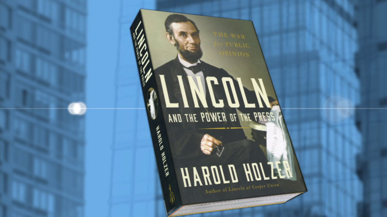 Two Lesser-Known Sides of Lincoln with Scholar and Author Harold Holzer