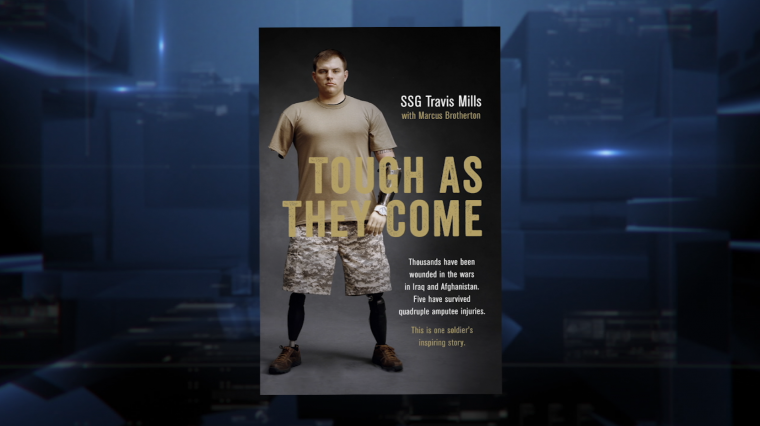 Why Staff Sgt. Mills Is As 'Tough As They Come'