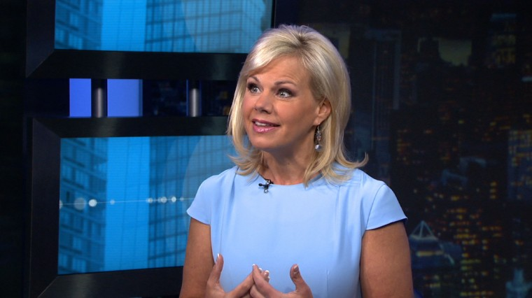 Author and Television Anchor Gretchen Carlson