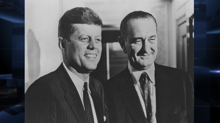 LBJ's Dream Of A Great Society